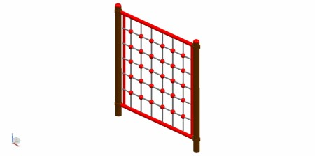 Net Climber Outdoor Play Equipments Delhi NCR