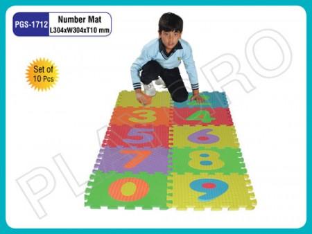 Number Mat Play Mats Delhi NCR