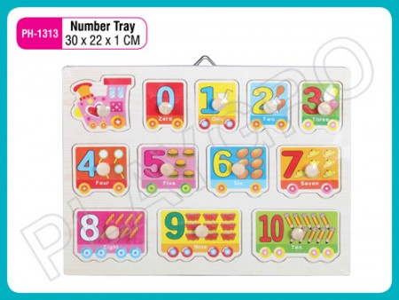 Number Tray Activity Toys Delhi NCR