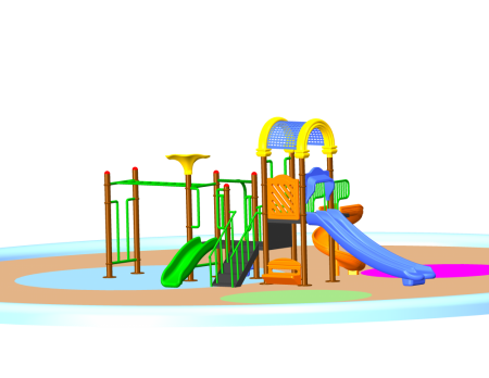 Parkland Adventure Centre Jr. Outdoor Play Equipments Delhi NCR