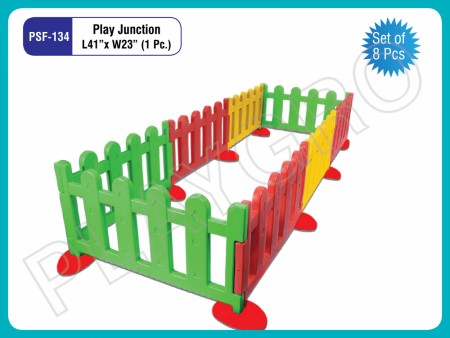 Play Junction (Set Of 8Pcs) Indoor School Play Essentials Delhi NCR