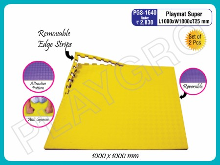 Play Mat Super (Set Of 2 Pcs.) Indoor Floor Mats Delhi NCR