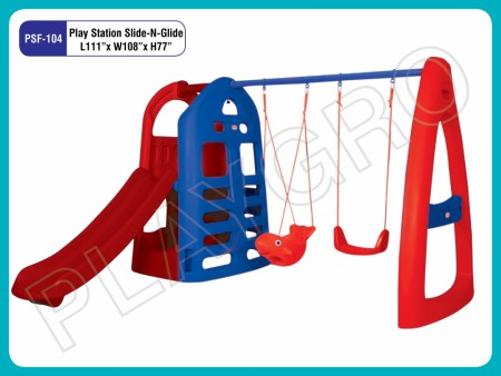 Play Station Slide N Glide Indoor Play Equipments Delhi NCR