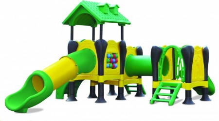 Best Pre-School Outdoor Play Equipments - Outdoor Play Equipments Manufacturer in Delhi NCR