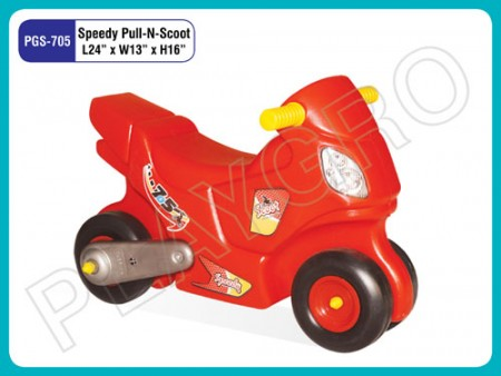 Pull N Scoot Speedy Ride on & Rockers Delhi NCR