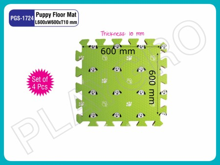 Puppy Floor Mat Indoor Floor Mats Delhi NCR