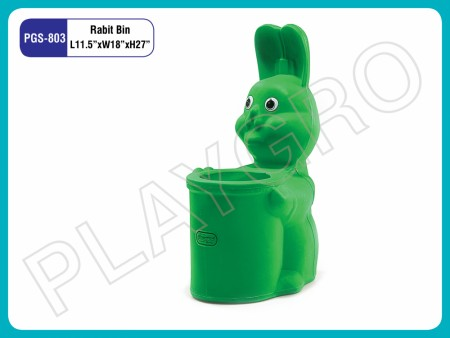 Rabbit Bin Indoor School Play Essentials Delhi NCR