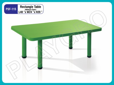 Best Rectangle Table - Junior School Furniture Manufacturer in Delhi NCR