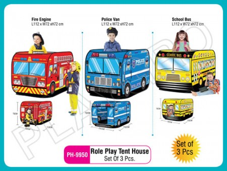 Role Play Tent House Activity Toys Delhi NCR