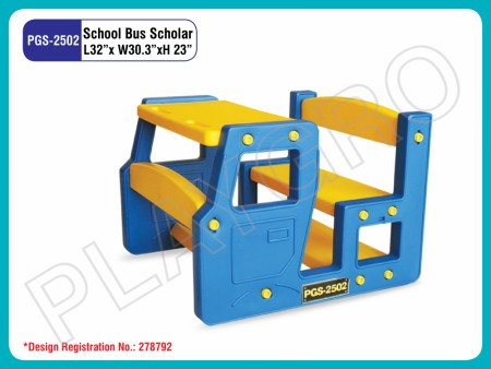 School Bus Scholar Primary School Furniture Delhi NCR