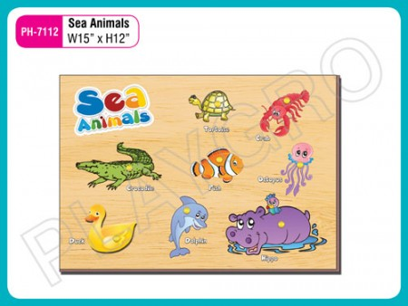 Sea Animals Activity Toys Delhi NCR