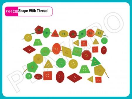 Shape With Thread Educational Toys Delhi NCR