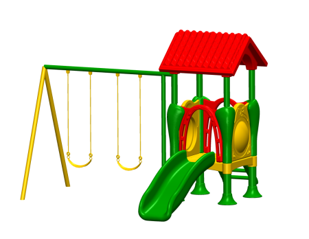 Slide N Glide Playcentre Outdoor Play Equipments Delhi NCR