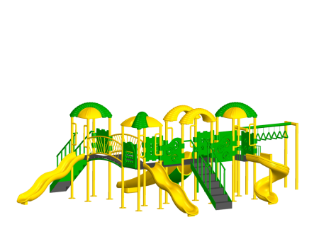 Smart House Centre Outdoor Play Equipments Delhi NCR