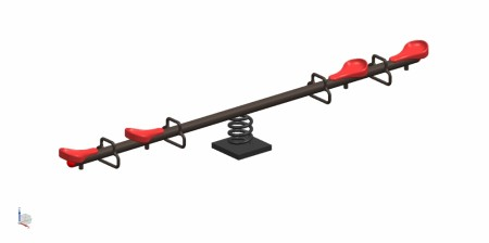 Spring  See Saw 4 Seater See Saw Delhi NCR