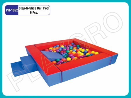 Step N Slide Ball Pool Indoor School Play Essentials Delhi NCR