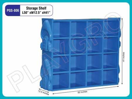 Storage Shelf Indoor School Play Essentials Delhi NCR