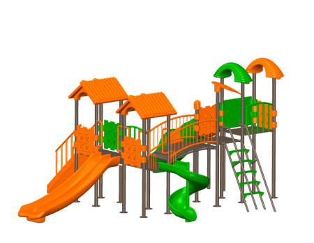 Super Combo Playzone Outdoor Play Equipments Delhi NCR