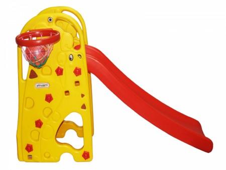Super Giraffe Slide Indoor Play Equipments Delhi NCR