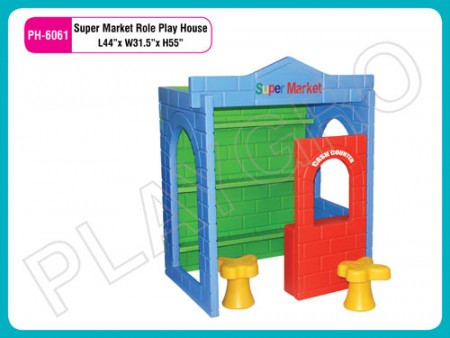 Super Market Role Paly House Activity Toys Delhi NCR