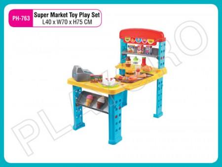 Super Market Toy Set Activity Toys Delhi NCR