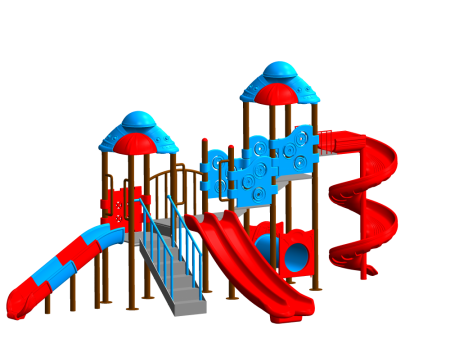 Super Space Playzone Outdoor Play Equipments Delhi NCR