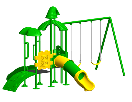 Swing Land Playcenter Outdoor Play Equipments Delhi NCR