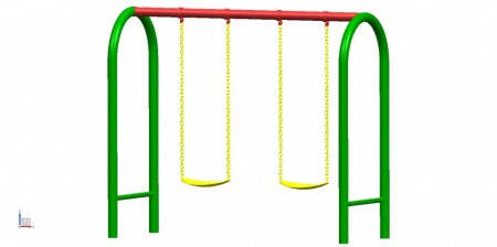 Best Swings - Outdoor Play Equipments Manufacturer in Delhi NCR