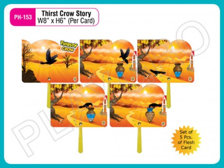 Thirsty Crow Story Activity Toys Delhi NCR