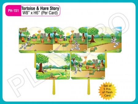 Tortoise & Hare Story Activity Toys Delhi NCR