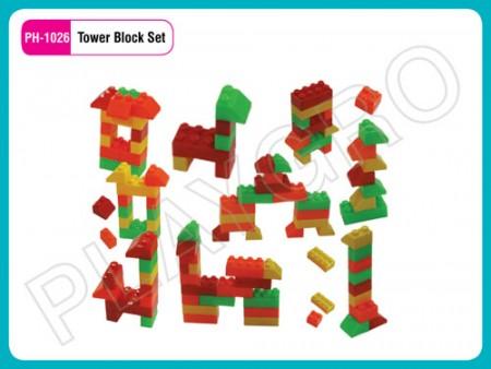 Tower Block Set Educational Toys Delhi NCR