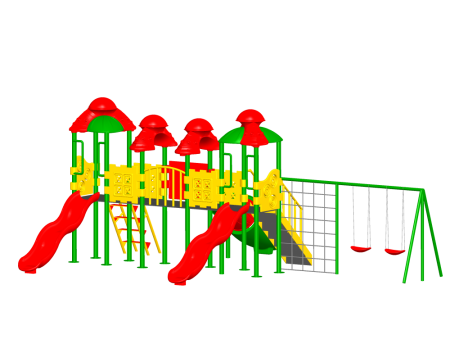 Town House Maxi Outdoor Play Equipments Delhi NCR