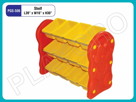 Toy Shelf Indoor School Play Essentials Delhi NCR