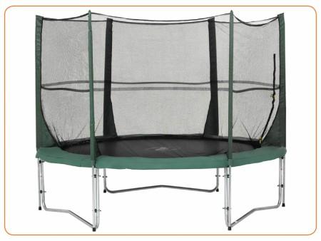 Trampoline-120 (With-Safety-Net) Indoor School Play Essentials Delhi NCR
