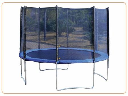 Trampoline-168 (With-Safety-Net) Indoor School Play Essentials Delhi NCR