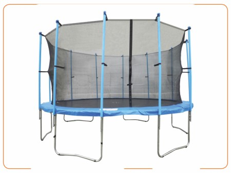 Trampoline-192 (With-Safety-Net) Indoor School Play Essentials Delhi NCR