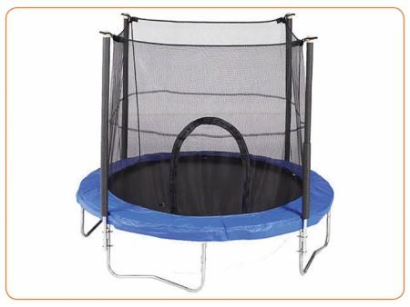 "Trampoline 54"" (with Safety Net) Indoor School Play Essentials Delhi NCR"