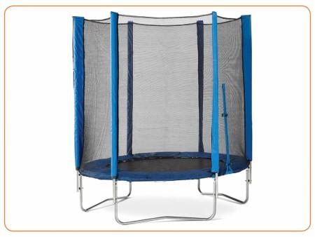 "Trampoline 72"" (with Safety Net) Indoor School Play Essentials Delhi NCR"
