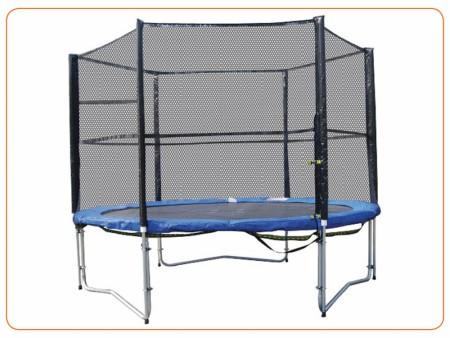 Trampoline-96 (With-Safety-Net) Indoor School Play Essentials Delhi NCR