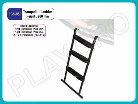 Trampoline Ladders (With 3 step Ladder) Indoor School Play Essentials Delhi NCR