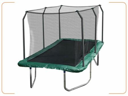 Trampoline (Sea Green) Indoor School Play Essentials Delhi NCR
