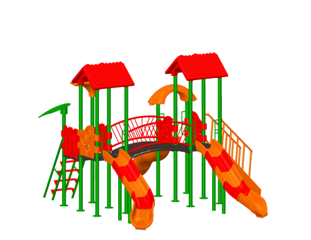 Tree House Playcentre Outdoor Play Equipments Delhi NCR