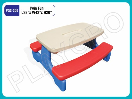 Twin Fun Primary School Furniture Delhi NCR