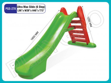 Ultra Slide (6 Steps) Indoor Play Equipments Delhi NCR