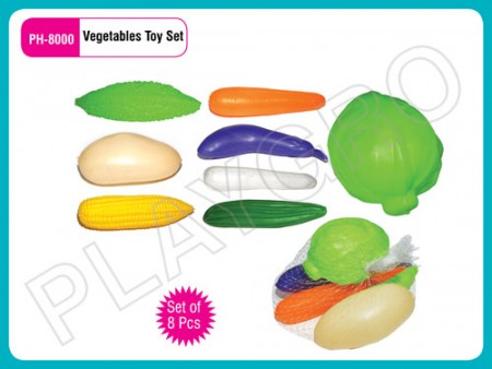 Vegetables Toy Set Activity Toys Delhi NCR