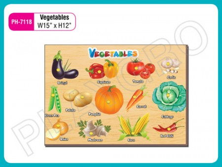 Vegetables Activity Toys Delhi NCR