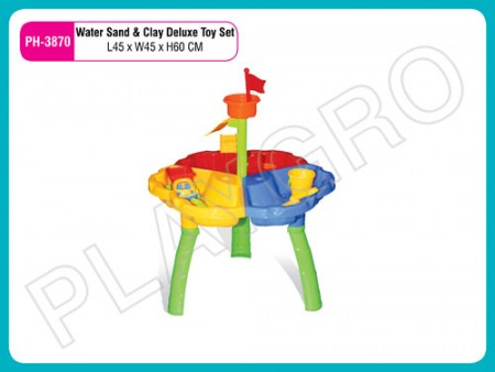 Water Sand & Clay Toy Set Activity Toys Delhi NCR