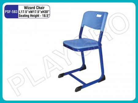 Wizard Chair Senior School Furniture Delhi NCR