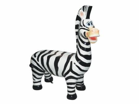 Zebra Bench Outdoor Play Equipments Delhi NCR