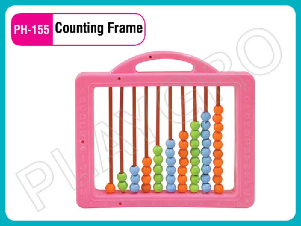 Best Counting Frame - Montessori Play Items Manufacturer in Delhi NCR